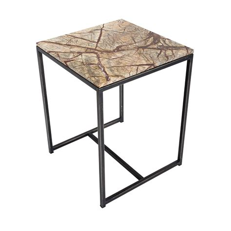 Marble Side Table Marble Side Table Rentals Event Table Rentals Formdecor