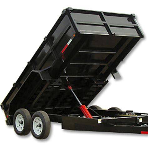 hydraulic dump bed kit 7 5 ton trailer dump kit without hydraulic package