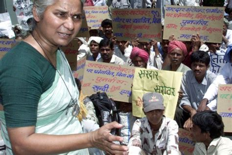Section 151 Crpc by Cops Detain Activist Medha Patkar For Protesting Land