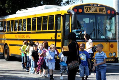 door to door children s transport ta fl the purpose of schools education news