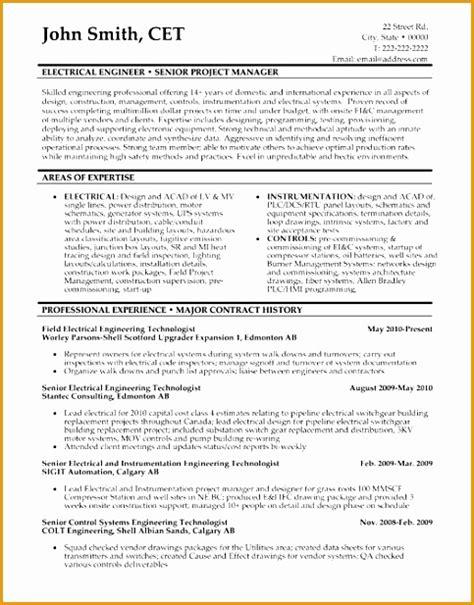 8 senior executive manufacturing engineering resume free sles exles format resume