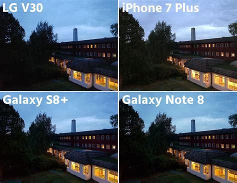 kamera vergleich lg  gegen note  gegen iphone