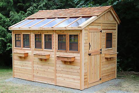 potting shed sunshed garden  outdoor living today