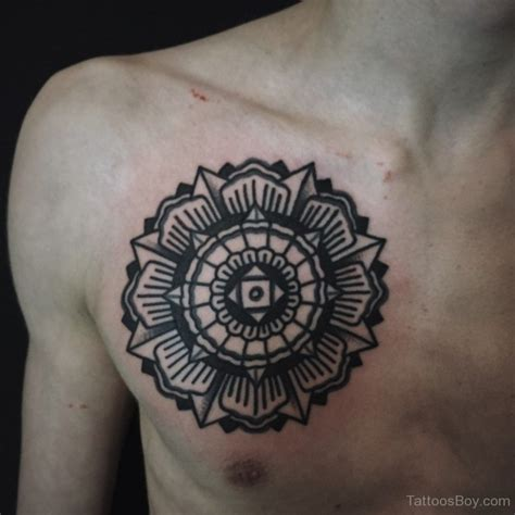 front shoulder tattoos for men mandala shoulder www pixshark images
