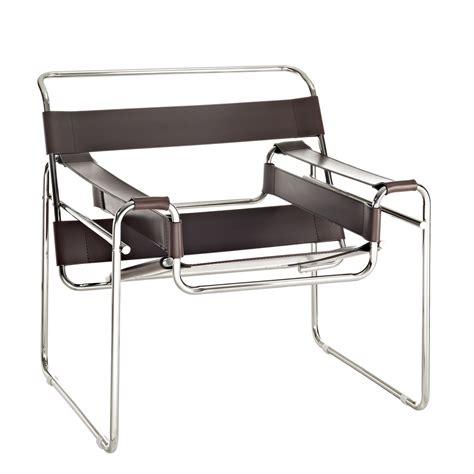 Famo Accessories Brown wassily chair reproduction the modern source