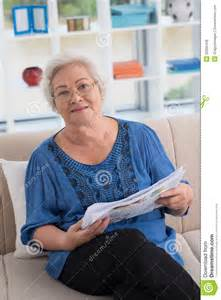 Presentable granny royalty free stock photos image 32905428