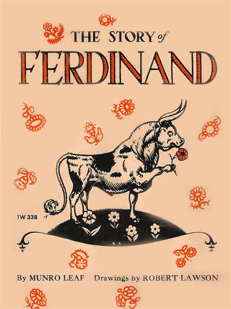 the of ferdinand books the of children s picture books the story of