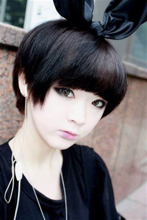 ulzzang hairstyle for round face 33 best glasses images on pinterest lenses ulzzang