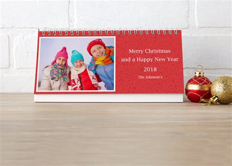 make a personalised calendar photo gifts personalised books mugs and calendars