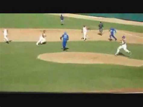 theme songs baseball cuban baseball brawl set to yakety sax benny hill s theme