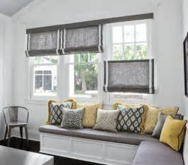 White And Gray Roman Shades - top down bottom up flat roman shades fabric shades pinterest the two fabric shades and