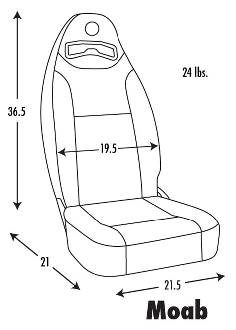 seat size corbeau moab spice vinyl cloth reclining racing seat driver side jeep cj yj blem ebay