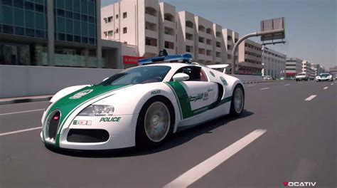 The World S Fastest Police Cars