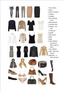 How To Build A Minimalist Wardrobe by Basic Wardrobe Building Outfitofthedayblog