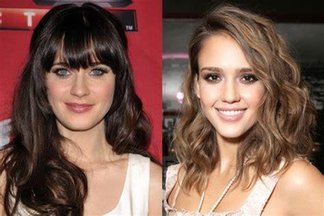 oblong face shape with big nose hairstyles for long faces and big noses celebrity