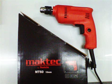 Mesin Bor Makita 10mm spek harga maktec mesin bor 10 mm mt606 mesin gerinda tangan 4 quot mt954 terbaru cek ulasan