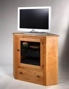 Corner Television Cabinet Corner Tv Cabinet Hardwood Artisans Handcrafted