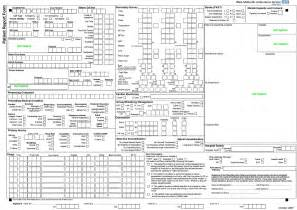 patient report form template west midlands ambulance service patient report form
