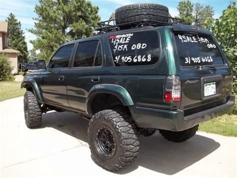 2000 Toyota 4runner Accessories For Sale 2000 Toyota 4runner Ih8mud Forum