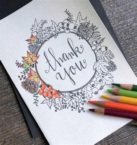you make the card 5 ways to fill your and your home with gratitude