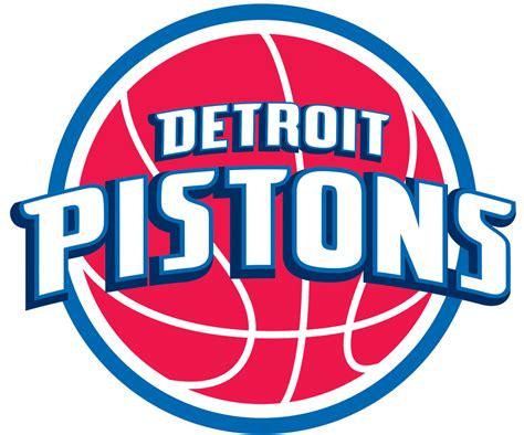 Detroit Pistons Logo / Sport / Logonoid.com