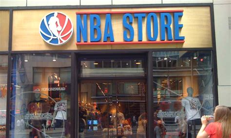 First NBA Store in SEA to open in Manila