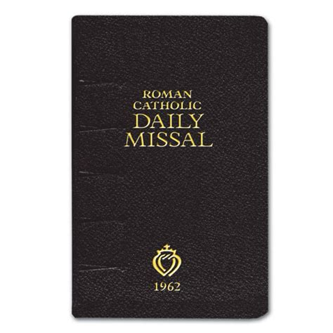 the roman missal 1962 english and latin edition roman 1962 roman catholic daily missal 3rd edition st