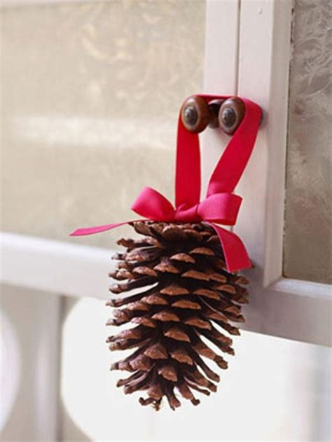get ready for christmas with homemade christmas decoration