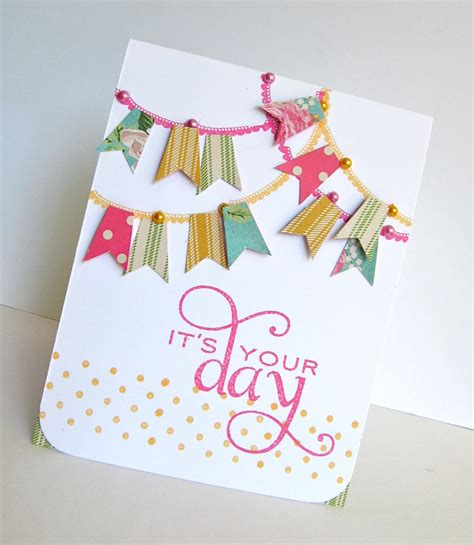 Gift Card For Birthday - emily branch designs branch out gcd girly birthday cards