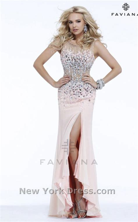 faviana dress 6428 newyorkdresscom faviana s7390 dress newyorkdress com