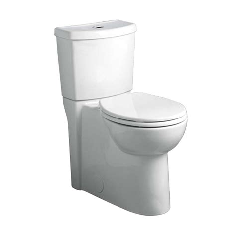 comfort height toilet lowes shop american standard studio white 1 1 gpf 12 in rough in
