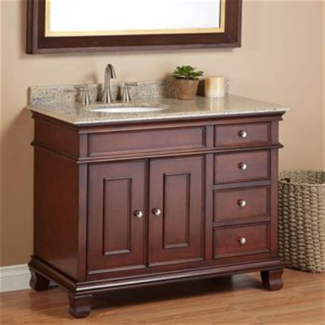 48 bathroom vanity with offset sink single sink vanity we and the o jays on pinterest
