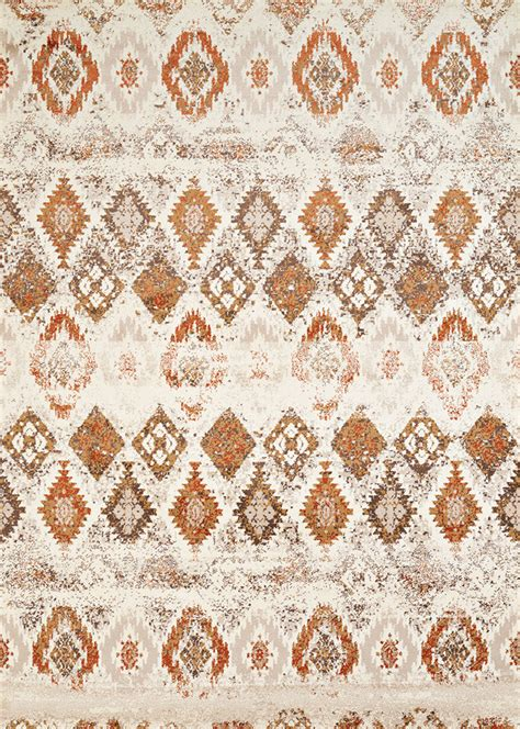 Distressed Western 9x7 Area Rugs - san paulo linen distressed area rug the log furniture store