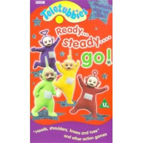 No At All Ep S Going Steady 1998 Cd ready steady go teletubbies wiki