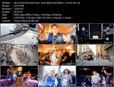 download justin bieber live my life girlshare far east movement feat justin bieber and redfoo live my