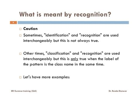 pattern recognition video lectures what is pattern recognition lecture 1 of 6