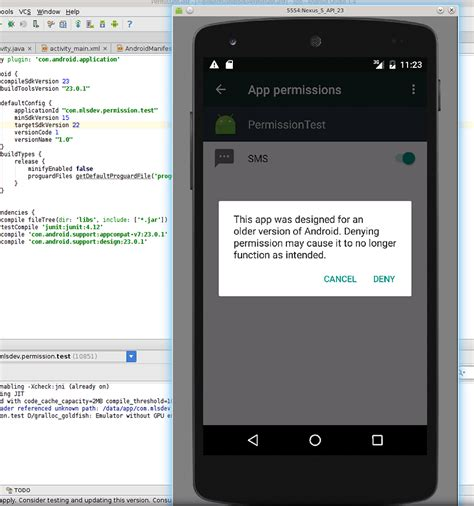 android uses permission android 6 0 how to work with marshmallow permissions android forum androidpit