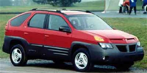 Pontiac Aztek Tire Size by 2001 Pontiac Aztek Wheel And Size Iseecars