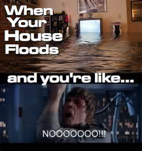 Flooded Basement Meme - when your house is flooded and you re like courtesy of