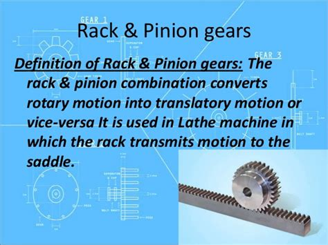 Racked Definition by Pinion Gear Definition Images