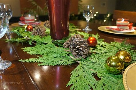 how to decorate dinner table decorate your dinner table with fresh greenery