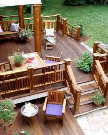Deck Patio Design Deck Designs The Feature For Garden The Ark