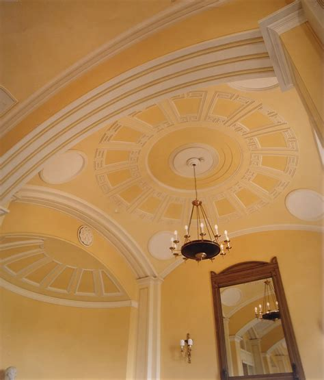 Strapwork Ceiling by Hayles And Howe U S A They Re Extinct We Re Not
