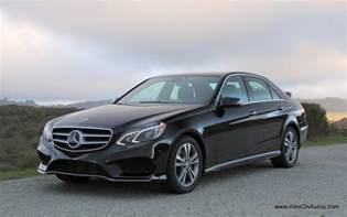Mercedes E250 Diesel 2014 2015 Mercedes E250 Bluetec Review And Road Test