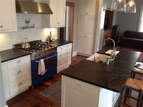 Soapstone Kitchen by Barroca Soapstone House Ideas