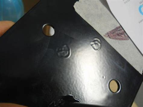 spray paint defects their cause and cure blisters in the powder plastics technology