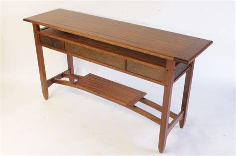 arts and crafts sofa table arts and crafts sofa table by brian brace furniture