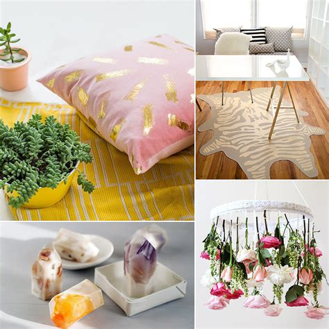 spring diys the most beautiful spring home decor diys popsugar home