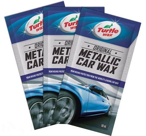 Turtle Wax Metallic Car Wax Pengkilap Cat Metalik turtle wax metallic car sachet cukup rp 10 ribu bikin cat kinclong terus autos id