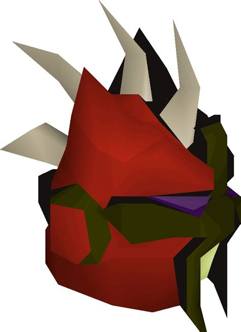 Red slayer helmet (i)   Old  RuneScape Wiki   FANDOM powered by Wikia
